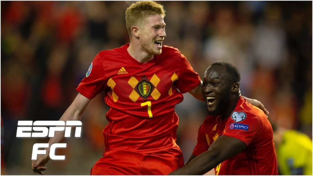 Belgium Euro 2020 squad ANNOUNCED Is it now or never for the golden generation