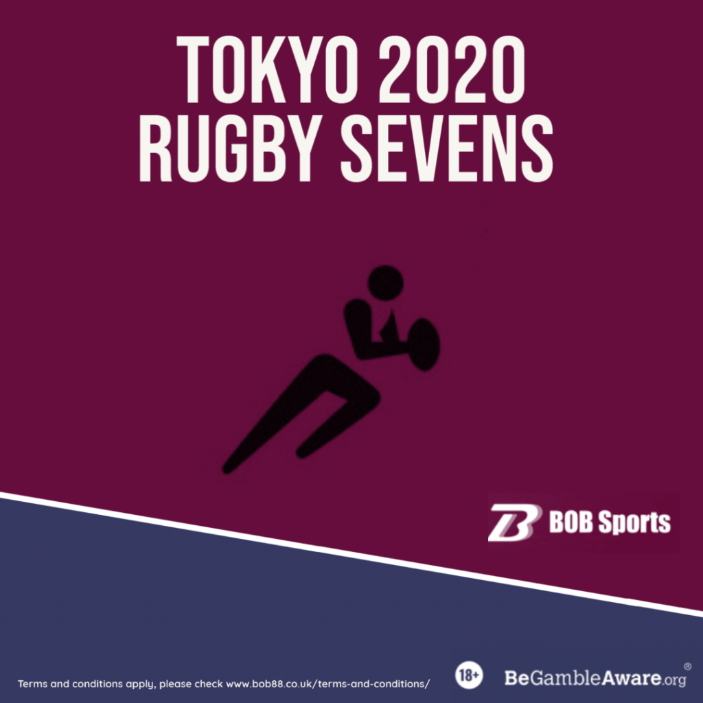 Olympics betting rugby sevens poster